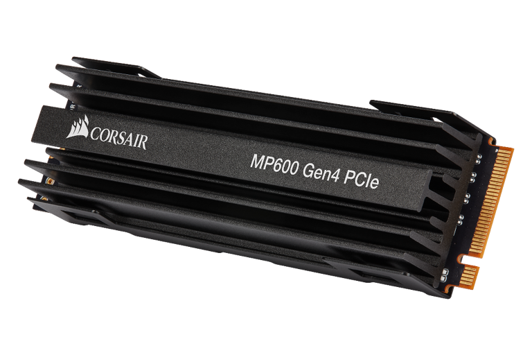 CORSAIR ANNOUNCES NEW AMD X570 AND PCIE 4.0 READY FORCE SERIES MP600 M.2 SSD